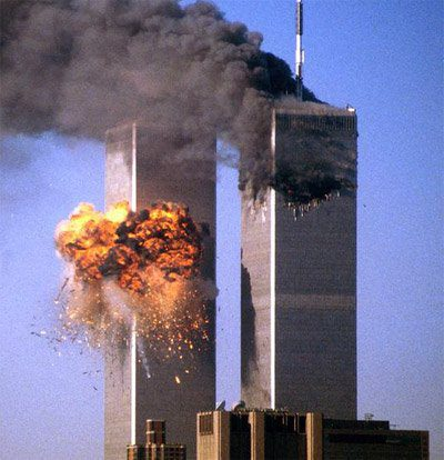 ANGER FRUSTRATION and CALAMITY … Remember 911 ? It happ...