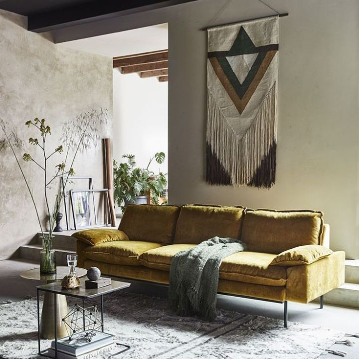Relaxed earthy tones for balance and a grounded feeling...