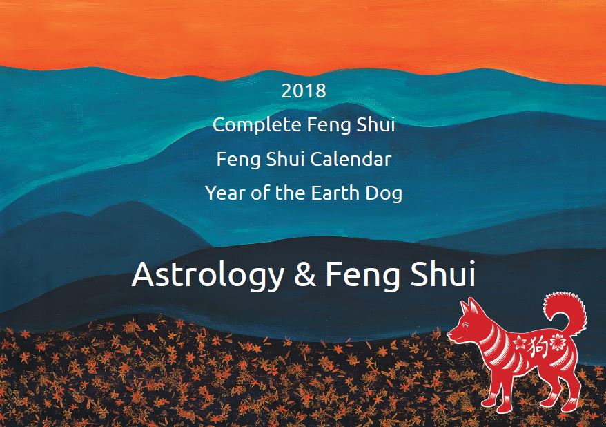 2018 Feng Shui & Astrology calendar give you the advant...